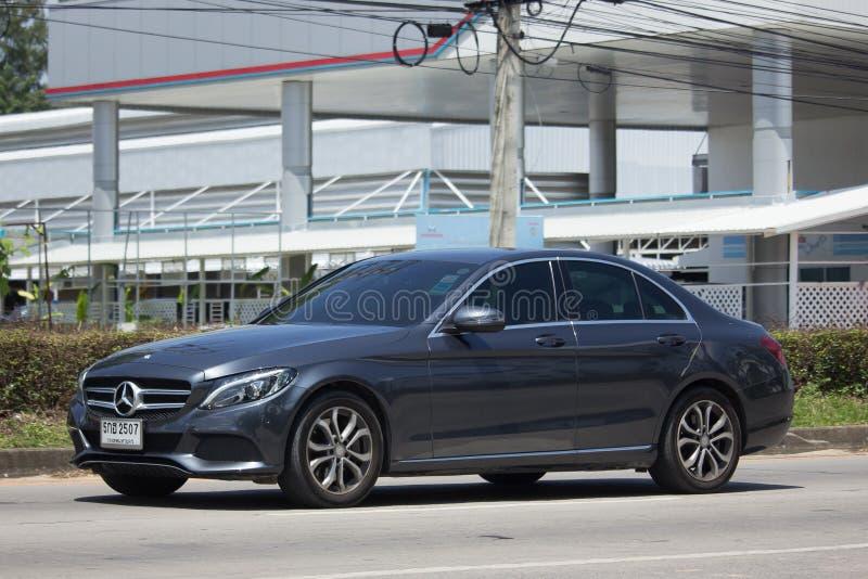 CLA de lujo 180 de Mercedes Benz del coche Untamed fotografía de archivo