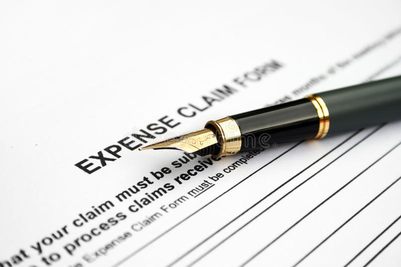 Download Claim form stock image. Image of official, business, monthly - 15710727