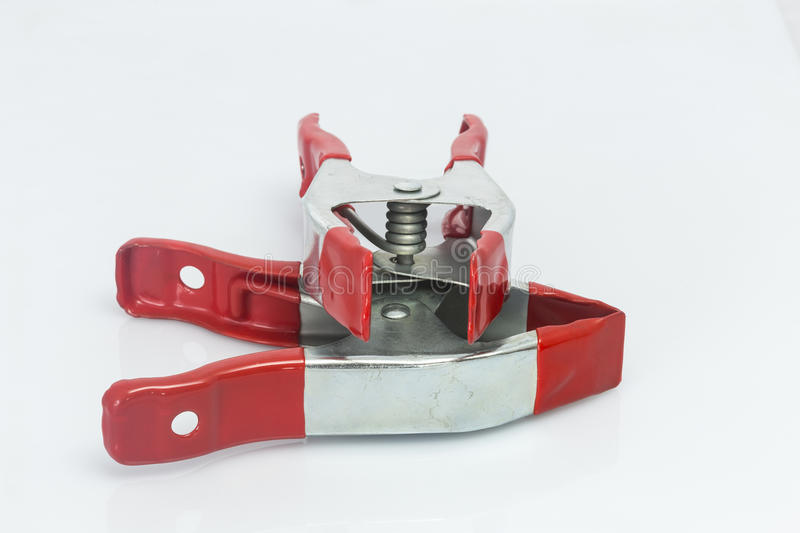 Download Clamps stock photo. Image of handyman, clamp, macro, pincers - 33520662