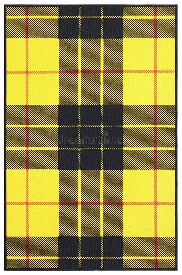 Clan MacLeod Tartan royalty free stock images