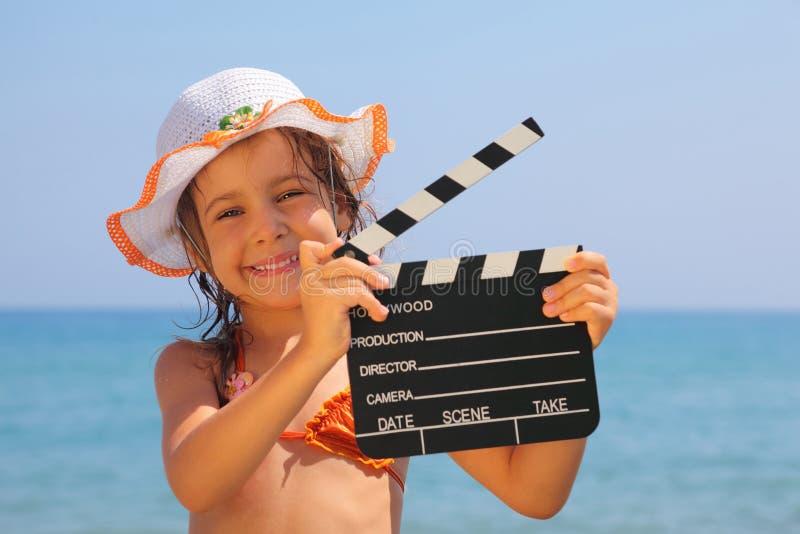clapboard παραλιών στάση εκμετάλλ στοκ φωτογραφία με δικαίωμα ελεύθερης χρήσης