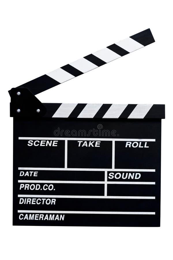Clapboard stock image