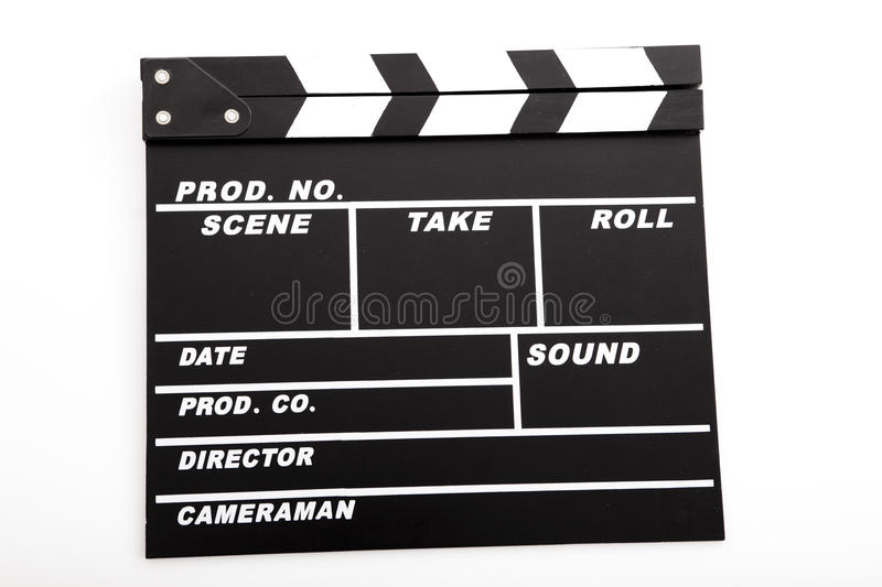 Download Clapboard stock photo. Image of producer, camera, movie - 23323342