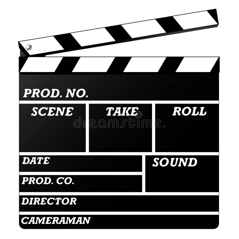 Free Clapboard Royalty Free Stock Photo - 3019455