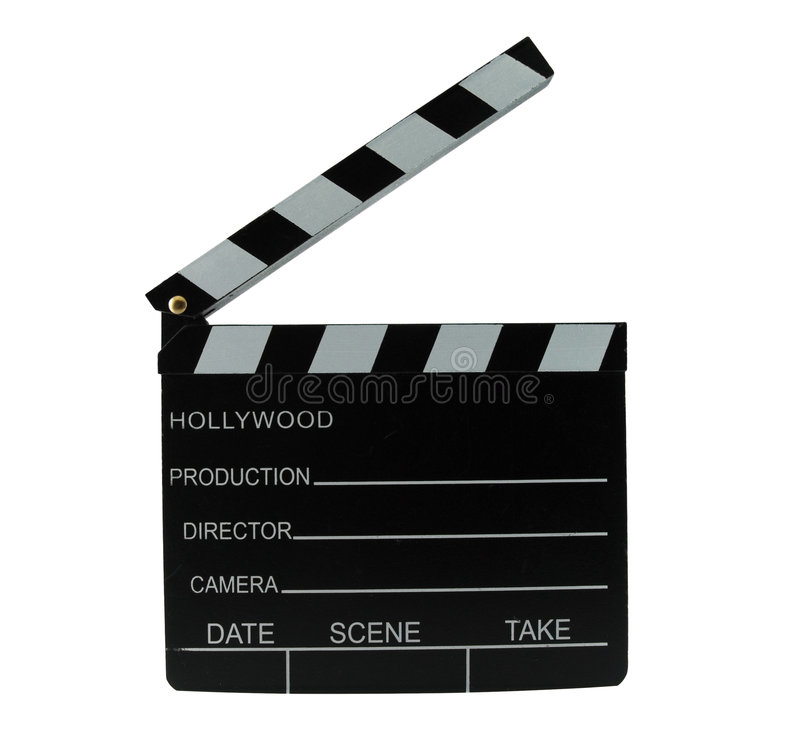 Download Clapboard stock image. Image of scene, cinema, director - 7383091