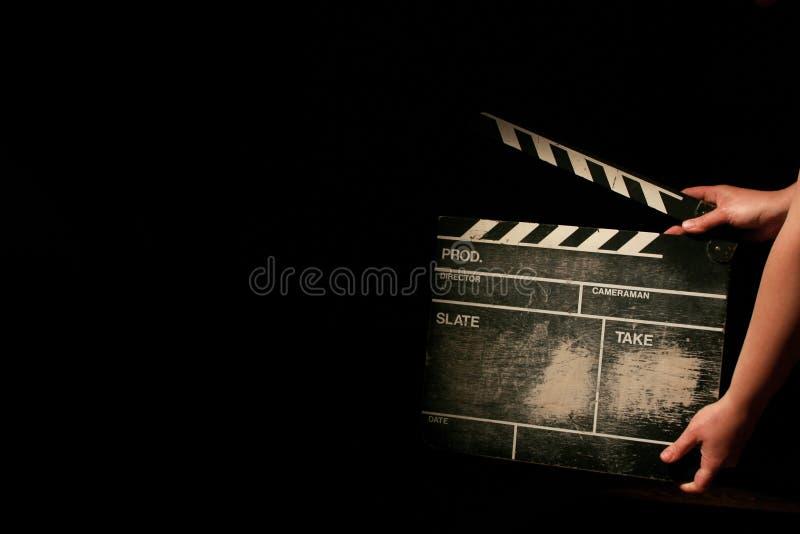 Clapet de film image libre de droits