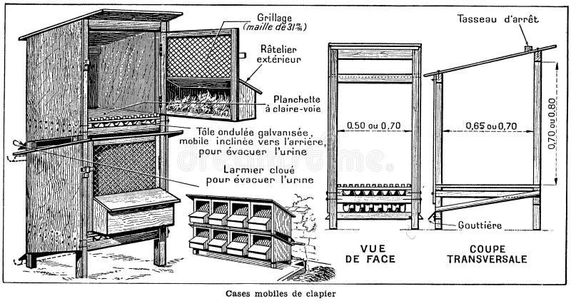 Clapier-cases Free Public Domain Cc0 Image