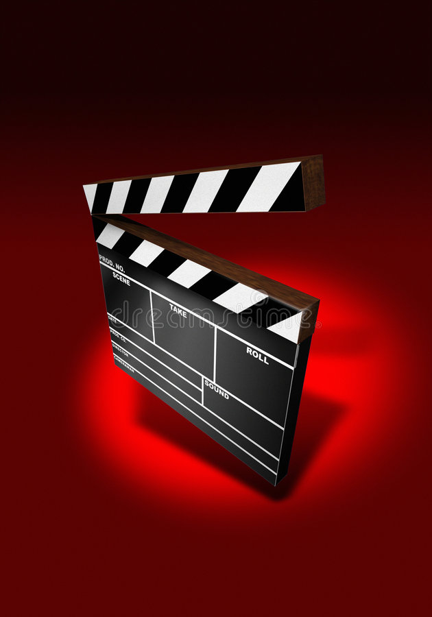 Free Clapper Board Stock Images - 675134