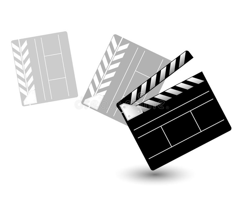 Download Clapperboard Royalty Free Stock Photography - Image: 13023087