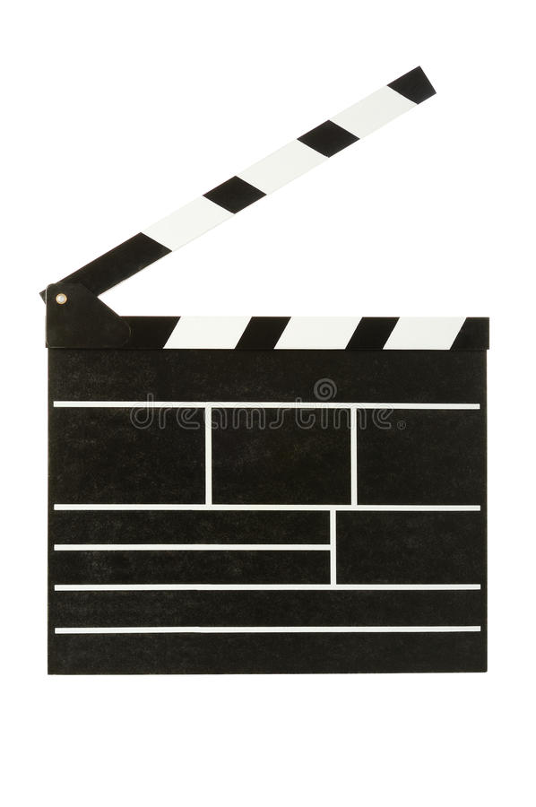 Download Clapperboard Stock Image - Image: 14940691