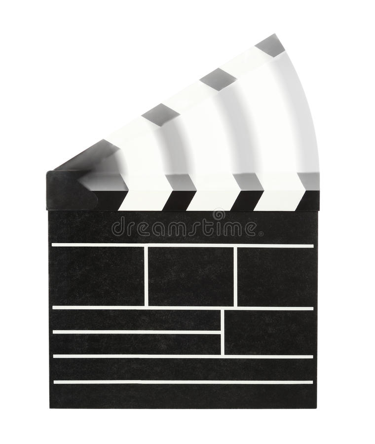 Clapperboard Royalty Free Stock Image