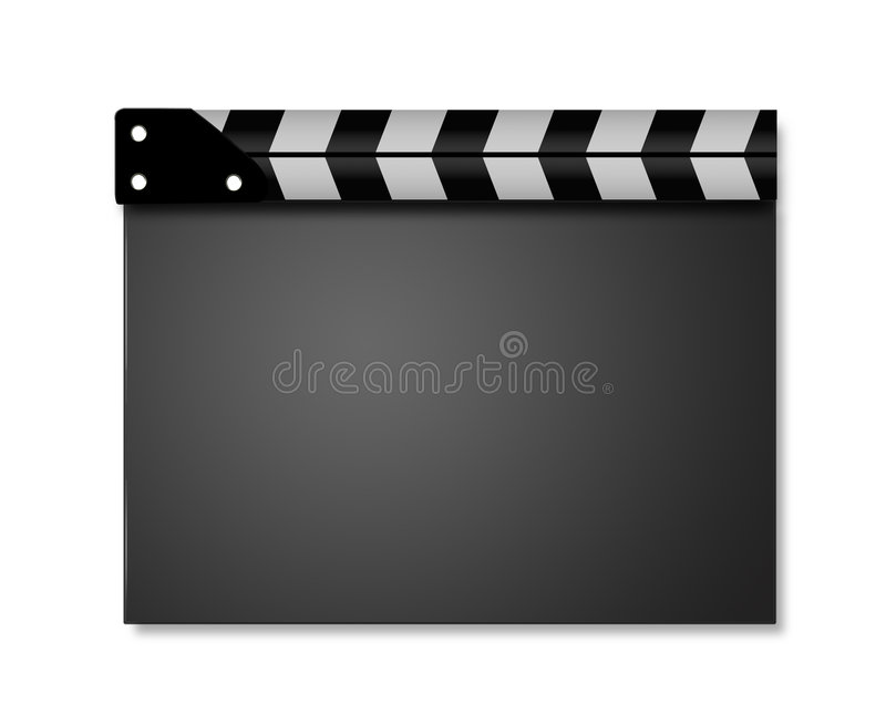 Download Clapperboard Stock Photos - Image: 7546543