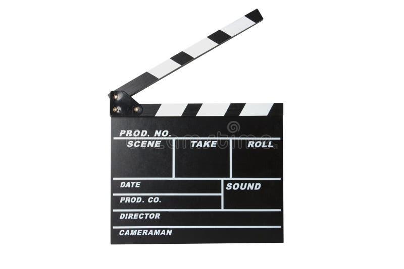 clapperboard film zdjęcie royalty free