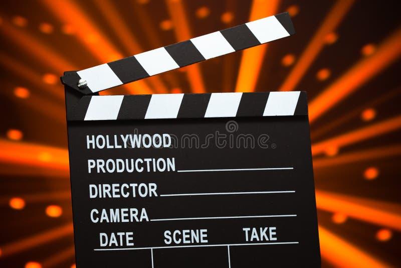 Download Clapperboard Or Slate Board Stock Image - Image: 19558257