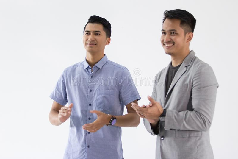 Asian Young Business Concept stock photo