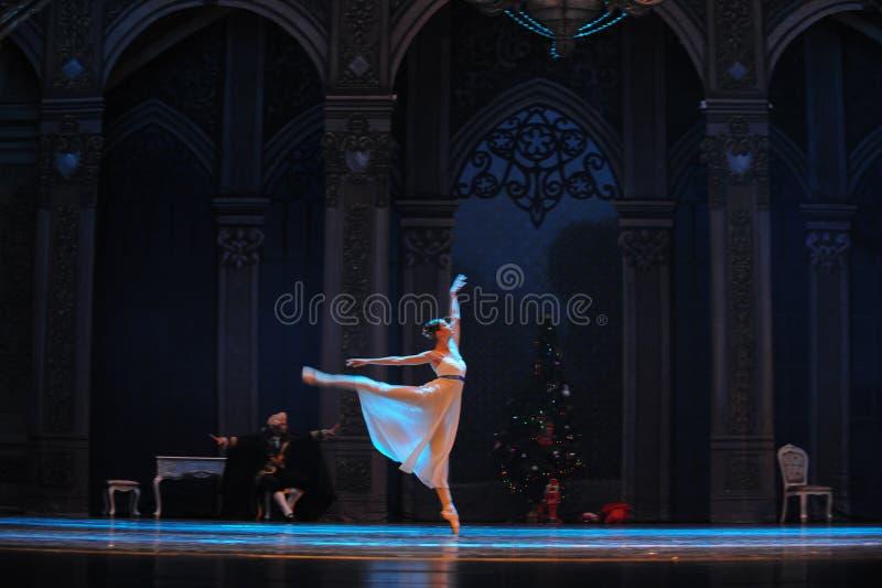 Clara had de droom-Balletnotekraker stock afbeeldingen