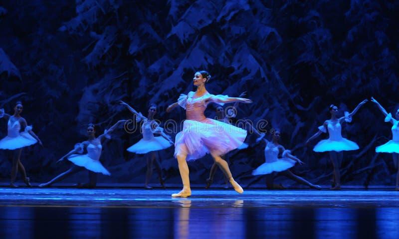 Clara had de droom-Balletnotekraker royalty-vrije stock fotografie