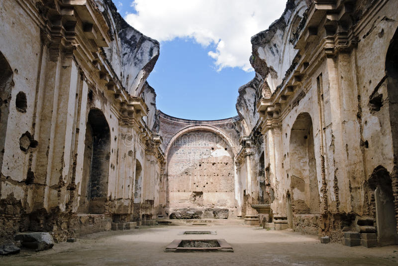 clara kloster santa arkivbilder