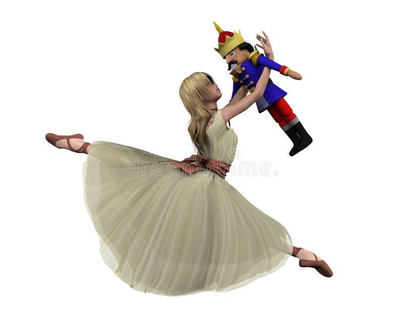Clara y la muñeca del cascanueces - 3 libre illustration