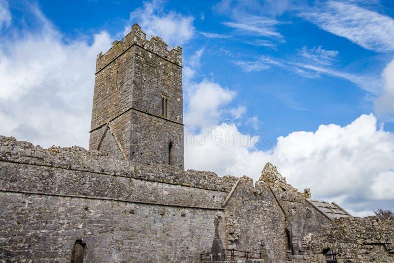 Clare Abbey fotos de stock royalty free