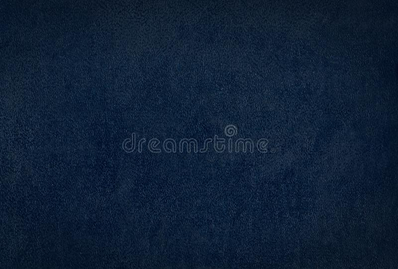 Claret blue cowhide - Leather texture. Claret blue leather texture closeup can be used as backgroud stock photo
