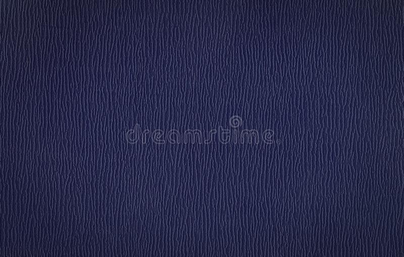 Claret blue cowhide - Leather texture. Claret blue leather texture closeup can be used as backgroud stock photography