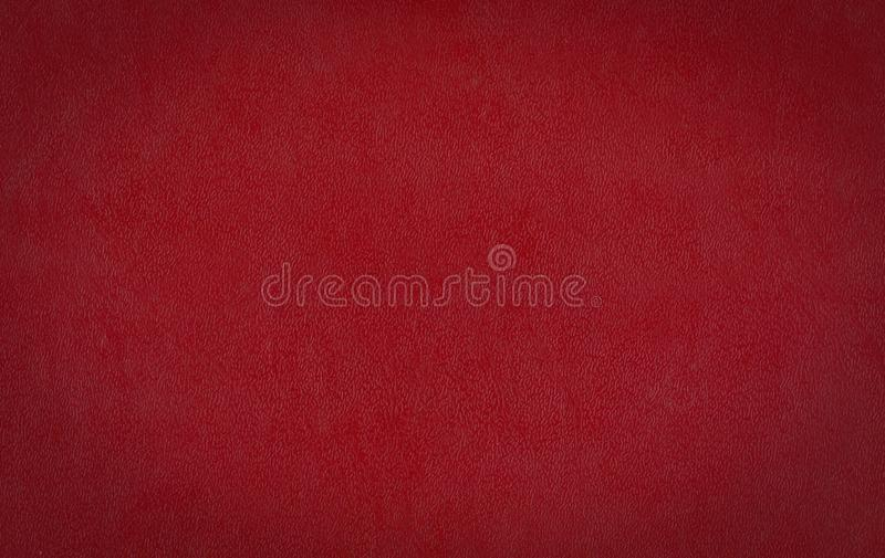 Claret red cowhide - Leather. Claret red leather texture closeup can be used as backgroud stock images