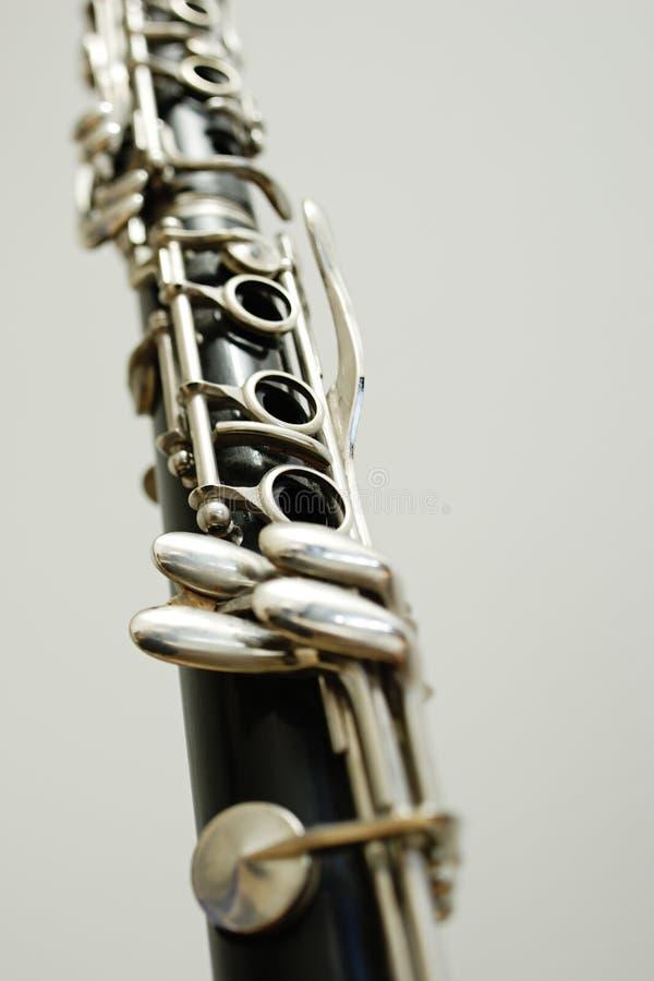 Clarinet image stock