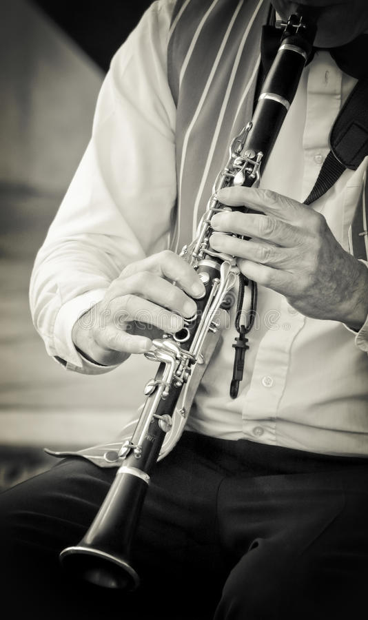Download Clarinet Royalty Free Stock Photography - Image: 14382857