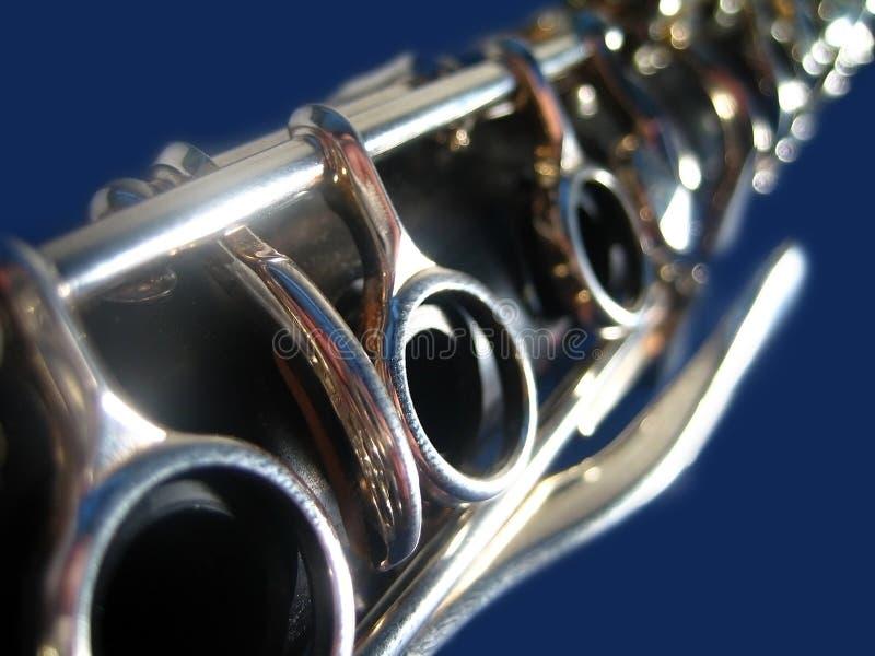 Clarinet imagen de archivo