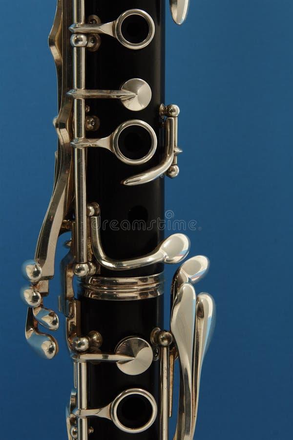 Clarinet lizenzfreie stockfotografie