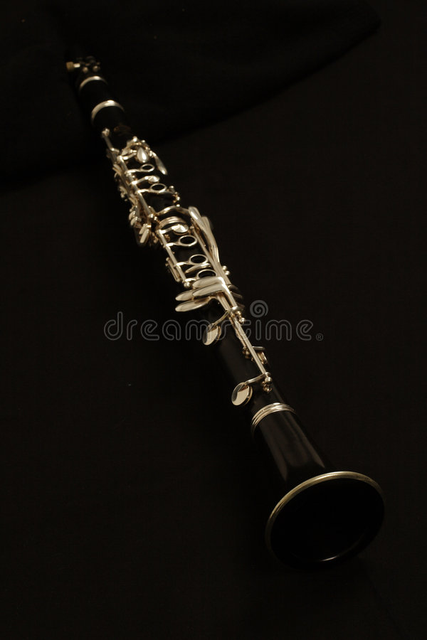 Clarinet stockfotos