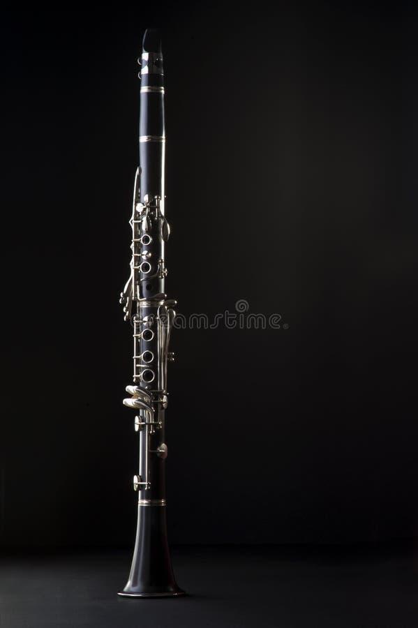Clarinet imagens de stock