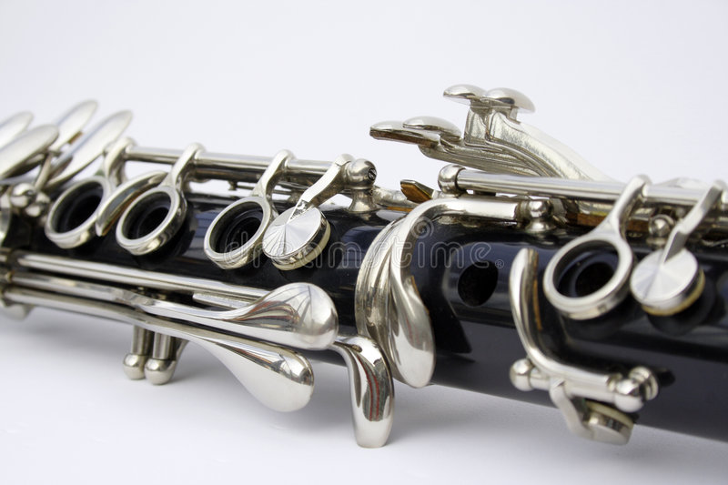 Download Clarinet stock photo. Image of music, mouthpiece, woodwind - 7155992