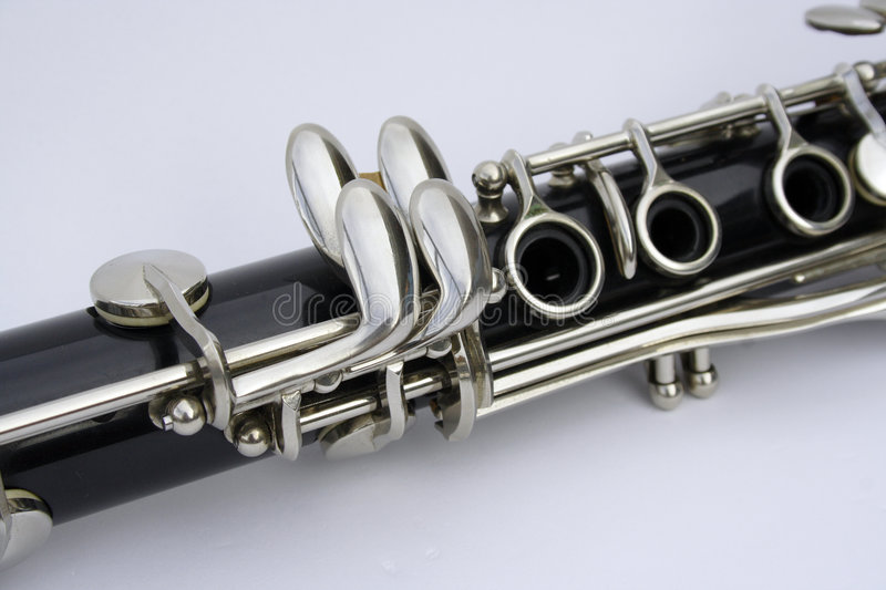 Download Clarinet stock photo. Image of clarinet, black, music - 7156112
