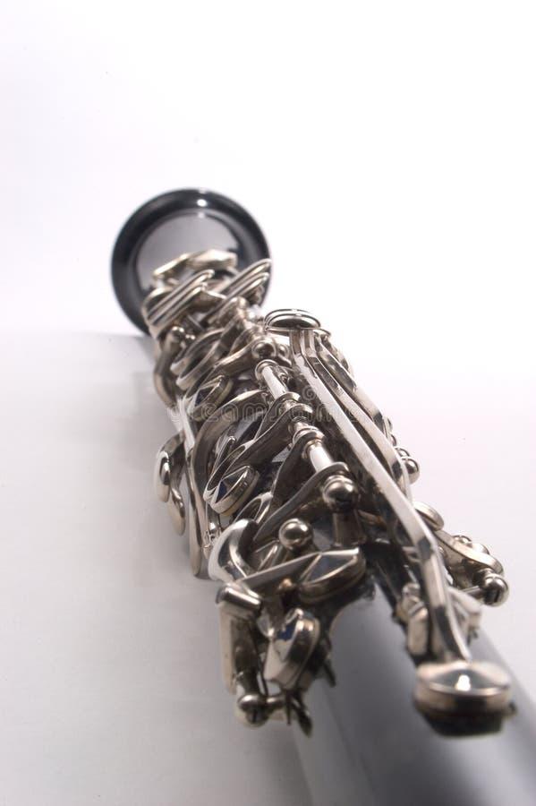Clarinet-Länge Lizenzfreie Stockbilder