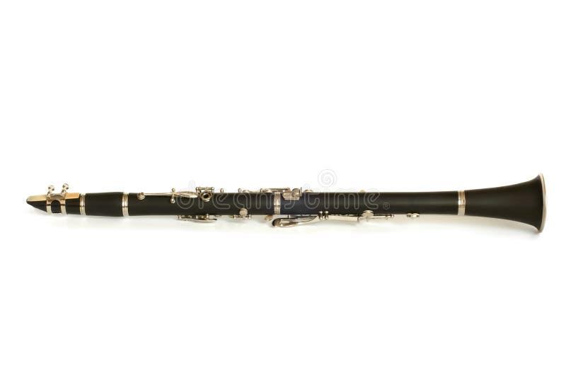 Clarinet l'instrument de musique image libre de droits