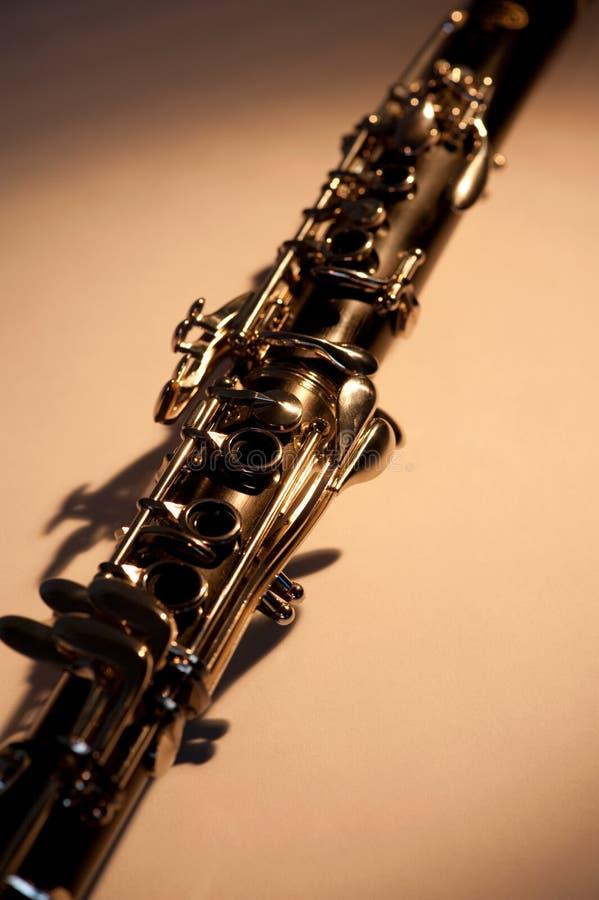 Clarinette image stock