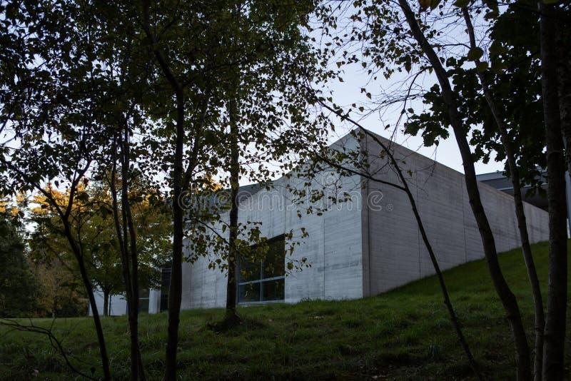 Clark badawczy centrum fotografia stock