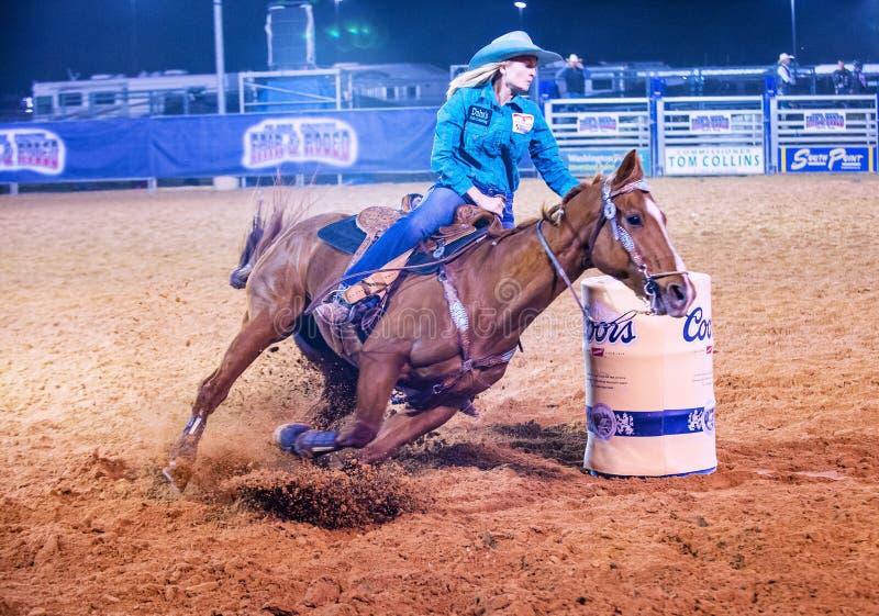 Clark County Fair en Rodeo stock foto's