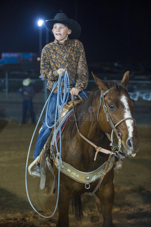 Clark County Fair And Rodeo Editorial Stock Photo Image