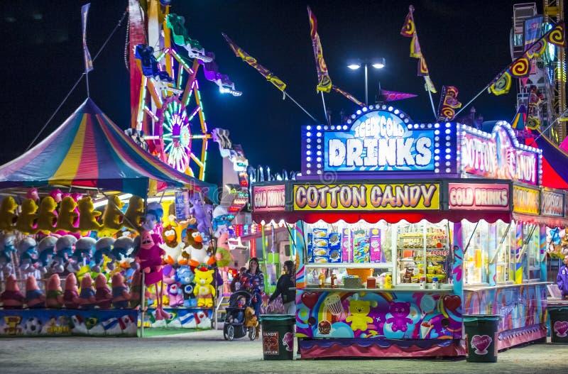 Clark County Fair y rodeo imagen de archivo