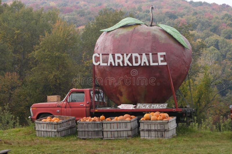 Clarkdale果子农场 库存照片