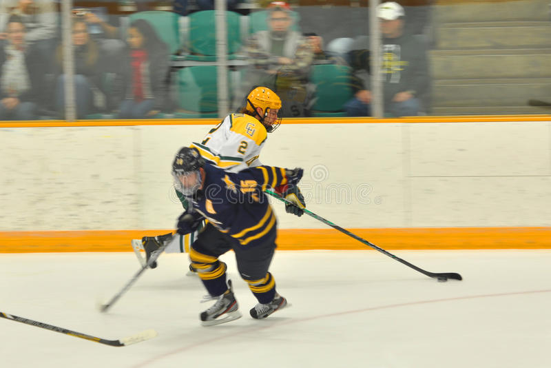 Download Clarkson #2 In NCAA Hockey Game Editorial Photo - Image: 27981431