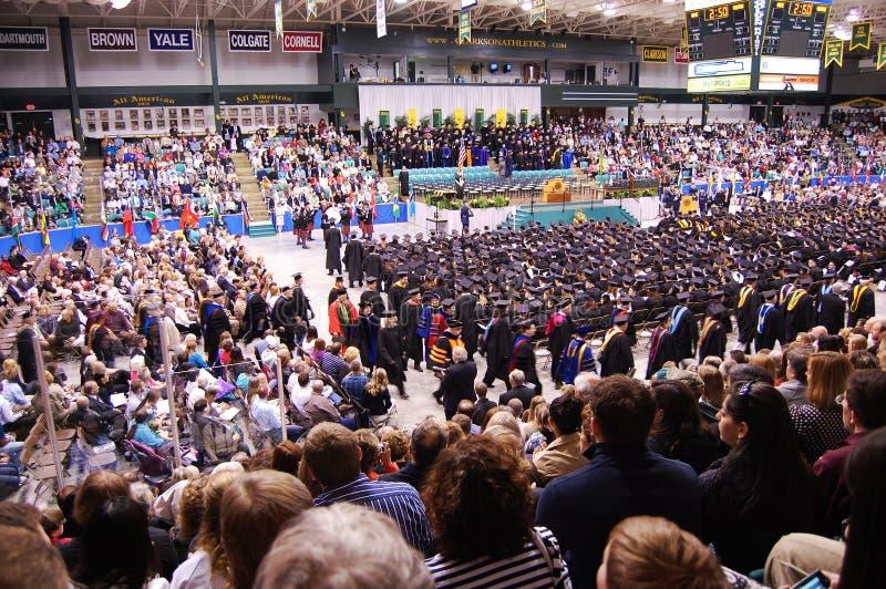Download Clarkson University 2010 Graduation Ceremony Editorial Stock Image - Image: 14794574