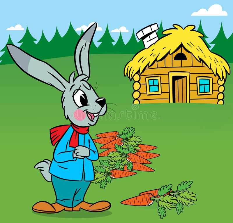 Download Claro del bosque ilustración del vector. Ilustración de árbol - 41904042