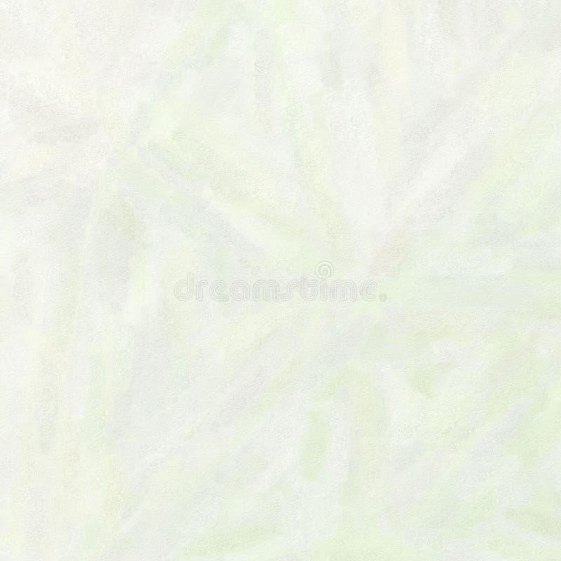Claro - pintura de óleo cinzenta com a escova seca na ilustração quadrada do fundo da forma ilustração stock