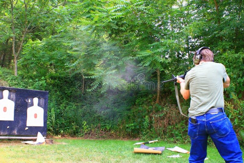 Clase de las armas de fuego fotos de archivo