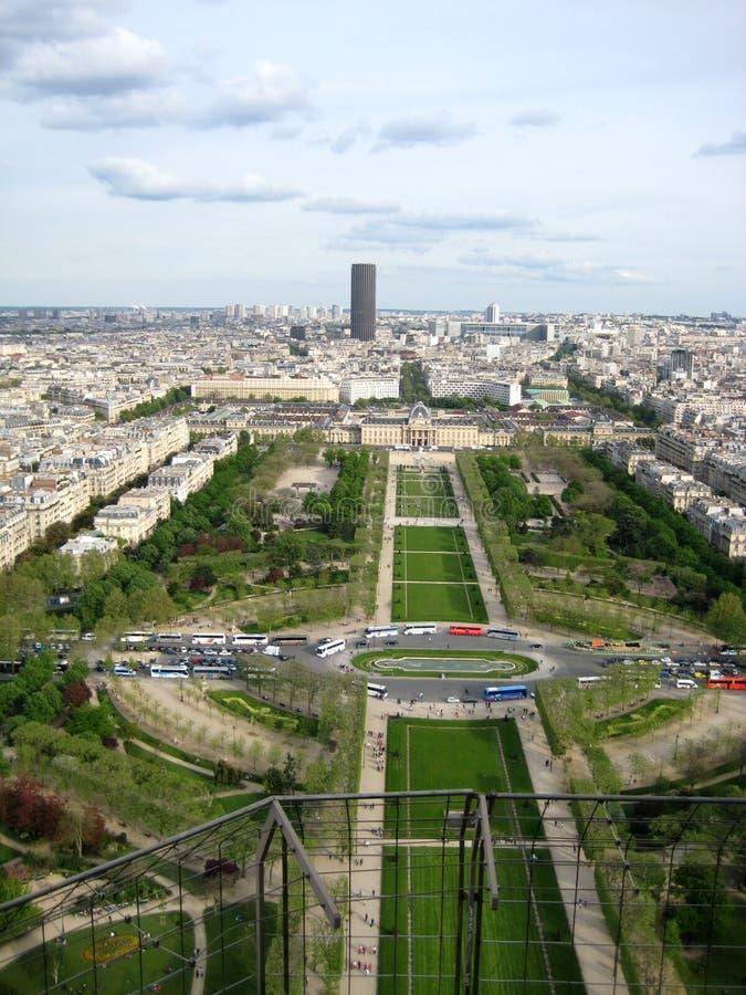 Clase a París del d'Eiffel del viaje. Francia imagen de archivo libre de regalías