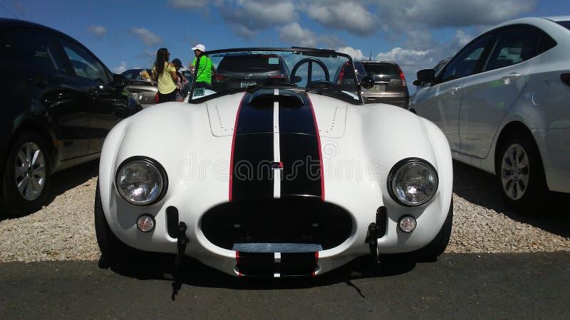 Clasic car stock image